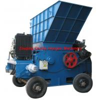 China mobile wood chipper on sale
