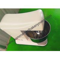 Quality Safety Electric Cake Mixer High Efficiency Stepless Timing Overload Protection for sale