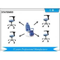 Quality Blue Hospital ENT Examination Chair 360°Arounding Scope 680 * 650 * 1210mm for sale