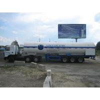 Quality Cryogenic Liquid ISO Tank containers for sale
