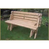 About your Garden Bench