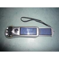 Buy SOLAR FLASHLIGHT - FLASHLIGHT - Product Catalog - Coming Electrical Industry Co Ltd at wholesale prices