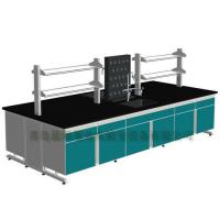 Buy cheap Steel-wooden Central Bench from Wholesalers