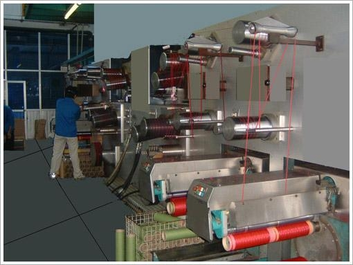 Buy PP BCF spinning machine at wholesale prices