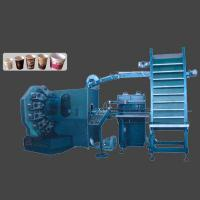 Quality Pressure molding machine series Six-Color Curved Offset Cup Printing Machine for sale