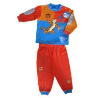 Buy cheap Children's Apparel 100% Cotton Interlock with Tigger Applique (2) from wholesalers