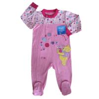 Buy cheap Children's Apparel 100% Cotton Interlock with Bear Applique (3) from wholesalers