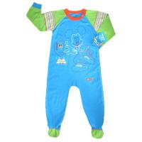 Quality Children's Apparel 100% Cotton Interlock with Mickey Emb for sale