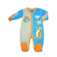 Buy cheap Children's Apparel 100% Cotton Interlock with Tigger Applique from wholesalers