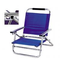 Buy cheap NEWS BEACH PRODUCTS>>BeachChairwithAluminiumarmrest from Wholesalers