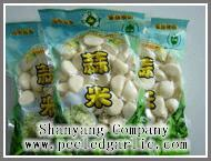 Quality Peeled Garlic for sale