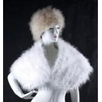 Quality Marabou Feather Shawl JF-S007 for sale