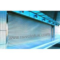 Quality Fireproof rolling shutter fireproof rolling shutter for sale