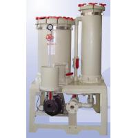 Chemical liquid filter Chemical liquid filter