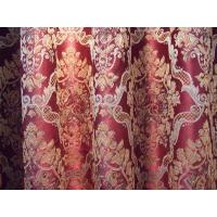 Quality curtain fabric XX-111 for sale