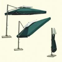 Buy cheap Foldable Aluminum Suspended Parasol from Wholesalers