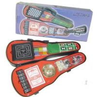 Buy cheap POKER CHIPS 68100 VOILIN SHAPE GAME SET from Wholesalers
