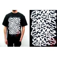 Quality Crooks & Castles t-shirt (Writing 2) for sale