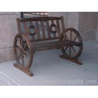 Buy cheap Wooden bench Outdoor Furniture from Wholesalers