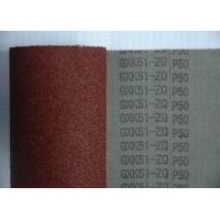 China Brown Aluminum Oxide Abrasive Cloth Roll on sale