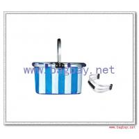 Buy cheap Foldable shopping basket from Wholesalers