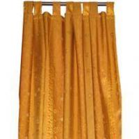 Quality Curtain Jacquard Curtain with Emboridery for sale
