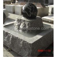 Quality Memorial Plaque Fountain, Water feature HBW-445 for sale