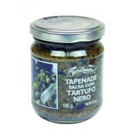 Quality Pastes Black Truffle Tapenade for sale