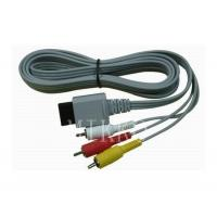 Quality WII /ACCESSORIE... WII AV CABLE for sale