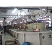 Quality Gradeability automatic plating line-style ring for sale