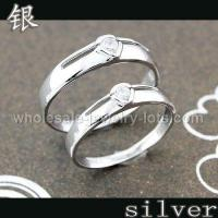 Quality Silver Valentine Rings Jewelry for sale