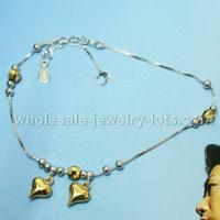 Quality 925 Silver Anklet for sale