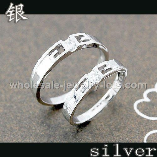 Buy 925 Silver Rings For Valentine at wholesale prices