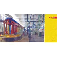 Quality Completely automatic zinc base alloy galvanization production line for sale