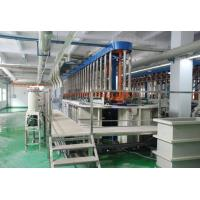 Quality Ring-like automatic five golden galvanization production line for sale