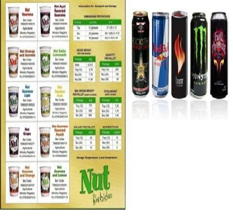 Buy Energy Drinks at wholesale prices