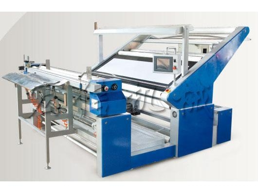 Buy TI- WB Fabric Tensionless Inspection machine at wholesale prices