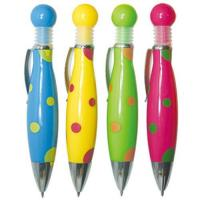 Quality Plastic Ball PenRetractable Ball Pen for sale