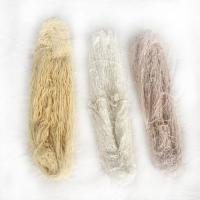 Quality Woven textile yarn category Chenille stick clear for sale