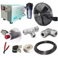 China High pressure misting fans on sale