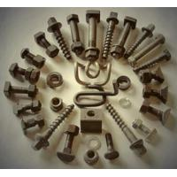 Buy cheap Railway bolts&nuts Railway Fastening Systems from Wholesalers