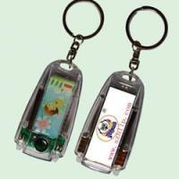 Quality LED Keychain HL-A1190 Solar Keychain Torch for sale
