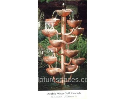 Buy Bronze Water Feature BWF-001 at wholesale prices