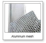 Quality Aluminum mesh for sale