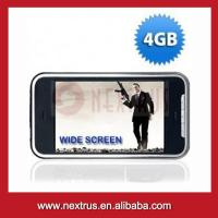 China MP4 PLAYER 2.8 inch MP4 Player With Touch Screen (NR-MP2801) on sale