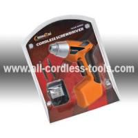 Quality Cordless Screwdriver Kit Cordless Screwdriver-KCS602-S2B for sale