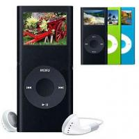 China MP4-007 MP4 Player with Built-in FM Tuner and 1.8-inch CSTN Display on sale