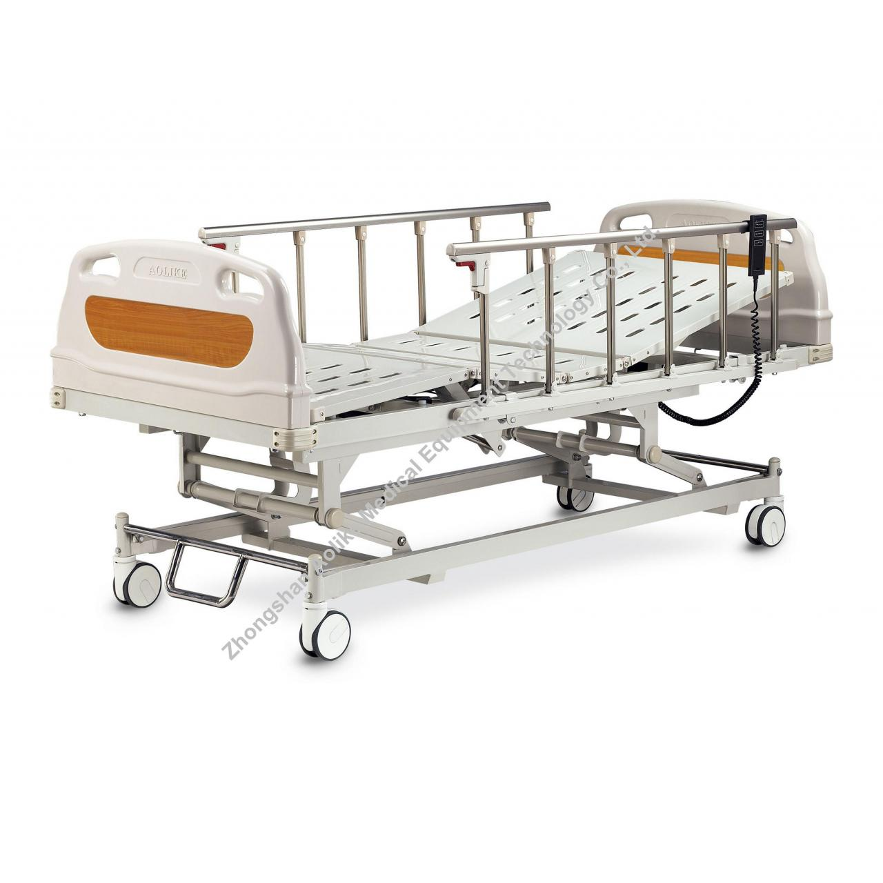Electric Hospital Beds Three Function Electric hospital bed