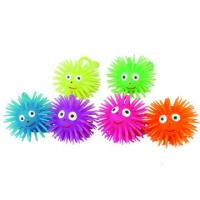"""Quality Smiling Face Puffer Ball 3"""" smile face with nose puffer ball for sale"""