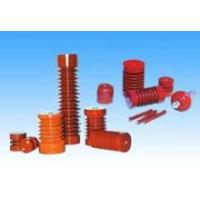 China Insulating Material Resin Composite Fiber-glass Reinforced Insulator on sale